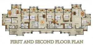 Bacarra Villas Boracay 3rd Floor Plan